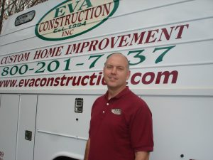 Tony Cochran, Owner/Operator of Eva Construction